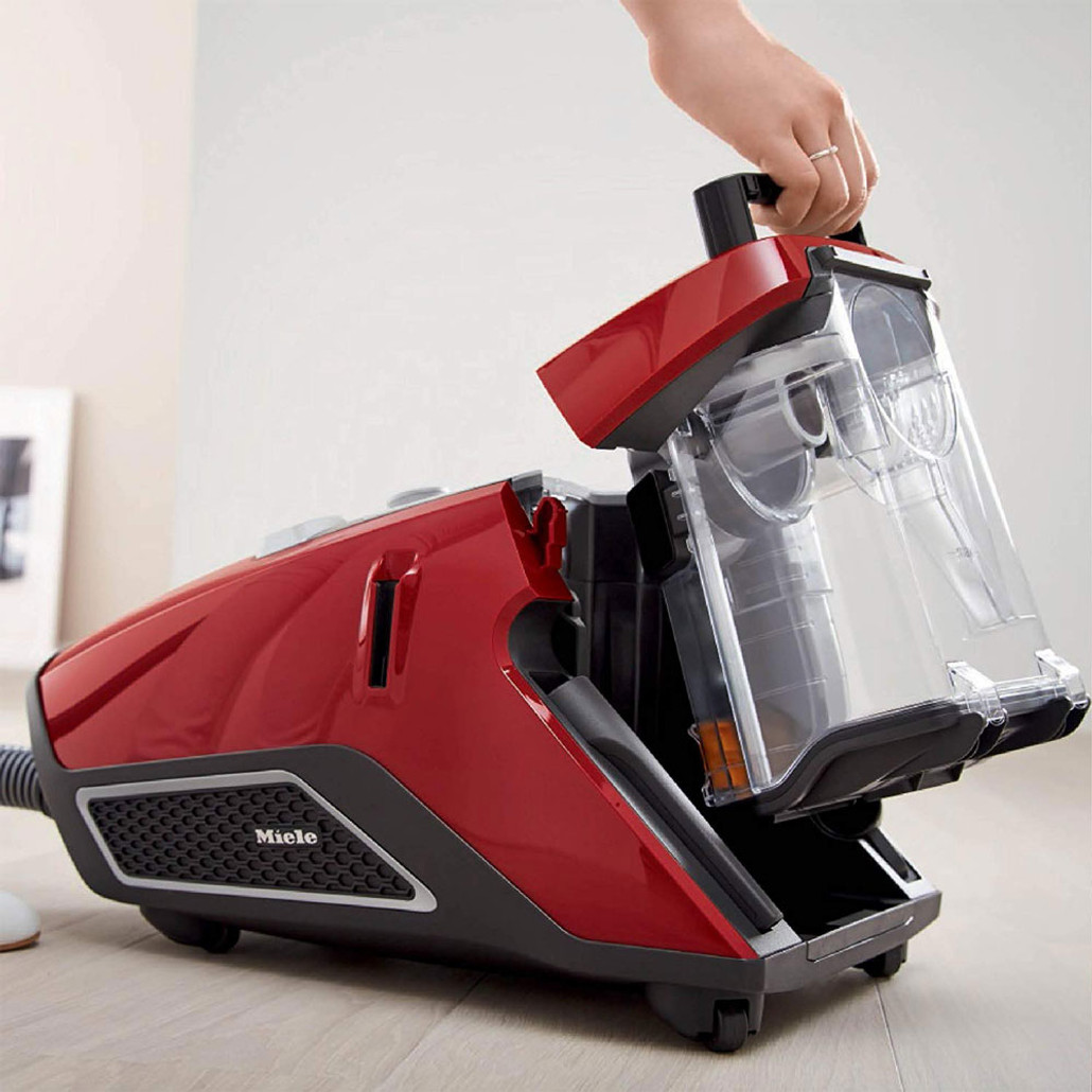 Miele Blizzard CX1 HomeCare Bagless Canister Vacuum Cleaner w/ 10-Year Warranty!