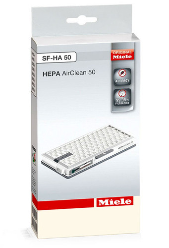 Miele SF-HA 50 AirClean HEPA Vacuum Cleaner Filter
