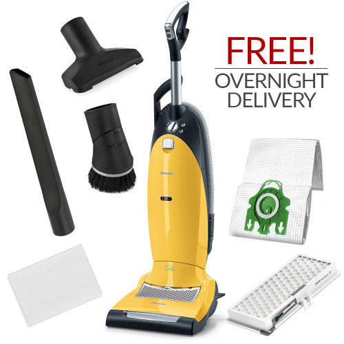 Miele Jazz U1 Dynamic Upright Vacuum Cleaner w/ FREE Overnight Delivery!
