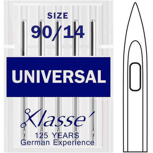 Klasse Universal 90-14 Sewing Needles