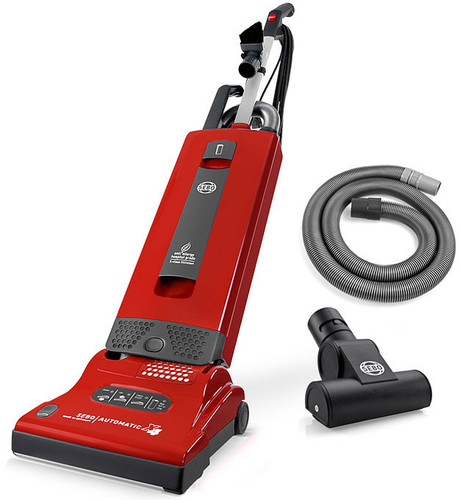 Sebo Automatic X4 Pet Upright Vacuum Cleaner w/ FREE Overnight Delivery!