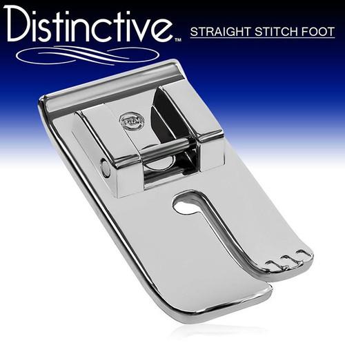 Distinctive Straight Stitch Sewing Machine Presser Foot w/ Free Shipping