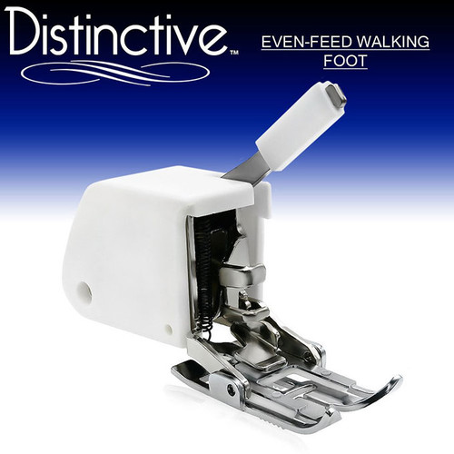 Distinctive Even Feed Walking Sewing Machine Presser Foot w/ Free Shipping