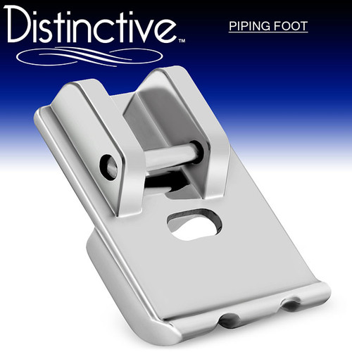Distinctive Piping Sewing Machine Presser Foot w/ Free Shipping