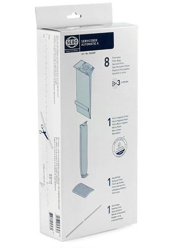 SEBO Automatic X Series Vacuum Cleaner Service Box