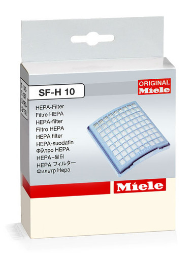 Miele S142-S168 Series HEPA Vacuum Cleaner Filter