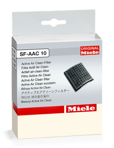 Miele S142-S168 Series Active Air Clean Vacuum Cleaner Filter