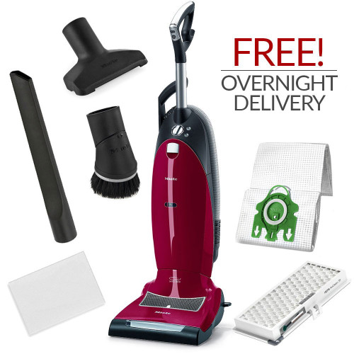 Miele Fresh Air U1 Dynamic Upright Vacuum Cleaner w/ FREE Overnight Delivery!