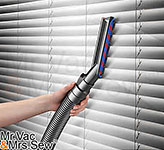 Carbon Fiber Soft Dusting Brush