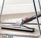 Articulating Hardfloor Tool