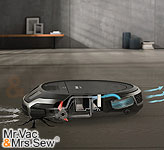 iRobot Moves Around Obstacles