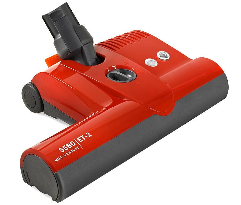 Sebo Et 2 Extra Wide Power Head Vacuum Attachment