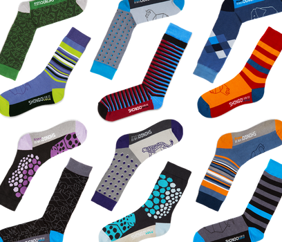 Build a Sock Bundle - Men's