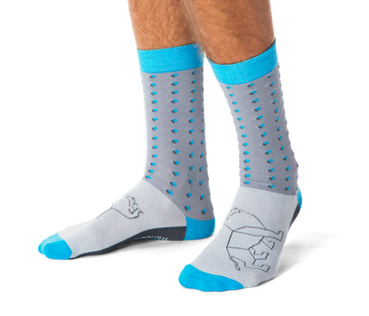 Lion Dots Socks