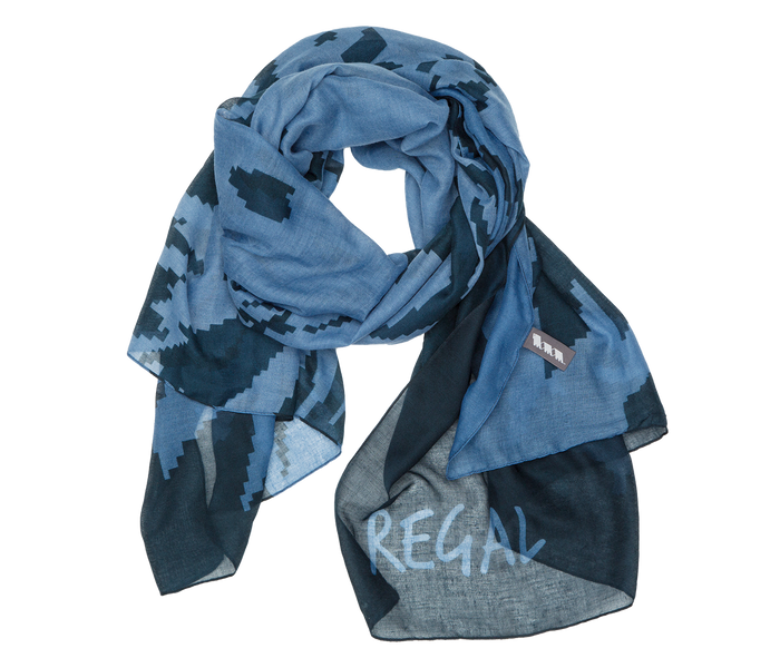 Regal Lion Scarf