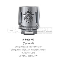 SMOK Baby Beast M2 Replacement Coils Pack Of 5 (MSRP $19.99)