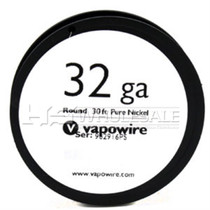 VapoWire - Pure Nickel 32g 30ft