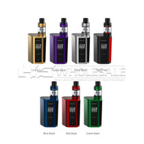SMOK - GX 2/4 220W-350W Kit With TFV8 Big Baby Tank (MSRP $94.99)