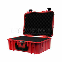 "STR8 - 17"" Case w/ 3 layer foam - removable lid"
