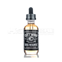 Cuttwood E-Liquid 60ML (MSRP $29.99)