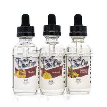 Fruit By The Cup E-Liquid 60ML (MSRP $24.99)