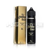 Golden Ticket Chocolate Milk E-Liquid 60ML (MSRP $22.00)