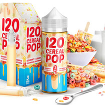 120 Cereal Pop By Mad Hatter E-Liquid 120ML (MSRP $30.00)