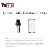 Yocan - Explore Concentrated Coils with Mouthpiece (Pack of 5)