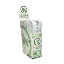 High Hemp - Organic Herbal Wraps With Filter Tips(25pack)