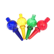 Solid Colored Directional Ball Carb Cap