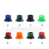 Drip Tips - Assorted Epoxy Resin Mini Super Tank Drip Tips(5pack)