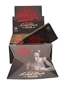 RAW - Classic Wiz Khalifa Artesano Loud Pack  King Size Slim (15 pack Display) (MSRP $10.00ea)
