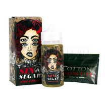 Sin & Sugar E-Liquid by Vape Storm 100ML (MSRP $35.00)
