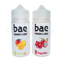 Bae Premium E-Liquid 100ml (MSRP $25.00)