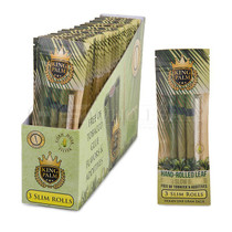 King Palm - Slim 3 Roll Pouch 24 Pack (MSRP $5.50ea)