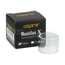 Aspire Nautilus X 2ml Replacement Glass Tube Clear (MSRP $4.99)