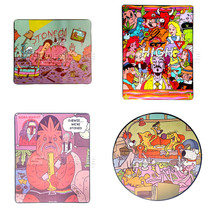 Cartoon Silicone Mats - All Designs