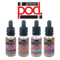 Pod. Sophisticated Salt Solutions 30ML (MSRP $22.00)