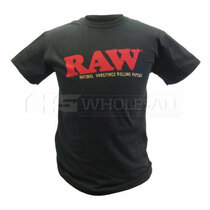 Raw Mens Black Shirt (MSRP $25.00)