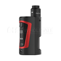 Geek Vape - GBOX Squonker 200W TC Kit (MSRP $90.00)