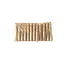 Small Brass One Hitters Pack Of 25  (MSRP $3.99 Each)