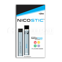 Nicostic Pod System Starter Kit With 4 Nicopods (MSRP $40.00)