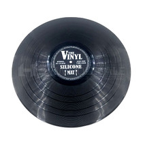 Silicone Mat Record Disc Style 300mm x 1mm Pack Of 2