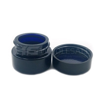 Glass Concentrate UV container 5ML Pack Of 95 (MSRP $4.00ea)