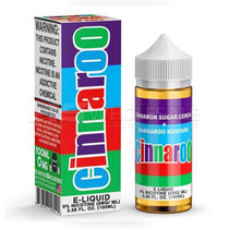 Cinnaroo E-Liquid 100ML (MSRP $24.99)