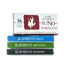 Twelve Juno Element Pods Pack of 4