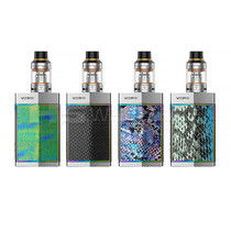 Voopoo Too 180W Starter Kit TC Silver Frame Starter Kit With UForce Tank 3.5ML (MSRP $95.00)