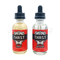 THRST E-Liquid 60ML (MSRP $25.00)