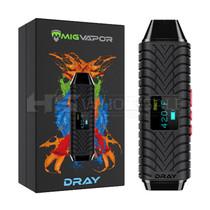 Mig Vapor Dray Dry Herb Vaporizer 1800mAh *Drop Ship* (MSRP $139.99)