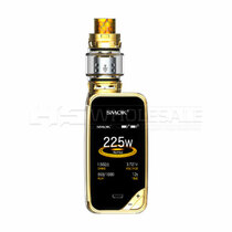 Smok X-Priv 225W TC Kit With TFV12 Prince Tank (MSRP $100.00)